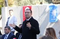 Adalet Bakanı Bozdağ Açıklaması 'FETÖ'den Hazineye Geçen Bir Okulu Adliyeye Çevirme Kararı Aldık'