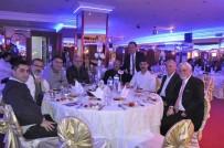 DERNEK BAŞKANI - Adana Güneşi Veteranlar Spor Kulübünden Geleneksel Yemek