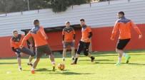 Adanaspor'da Osmanlıspor Maçı Hazırlıkları Sürüyor