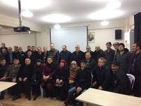 ZINCIRLIKUYU - AK Parti'de Mahalle Toplantıları Devam Ediyor