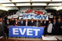 KEÇİÖREN BELEDİYESİ - AK Parti'li Akdoğan Keçiören'de Yeni Anayasa Değişikliğini Anlattı