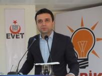 AK Parti'li Köse'den Referandum Açıklaması