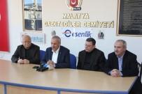 MUSTAFA ŞAHİN - Ak Parti Malatya Milletvekili Musafa Şahin Açıklaması
