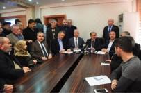 ABDULLAH ÖZTÜRK - AK Partili Vekiller Vatandaşlarla Biraraya Geldi
