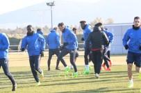 VODAFONE ARENA - Akhisar Belediyespor, Beşiktaş Maçı Hazırlıklarını Sürdürüyor