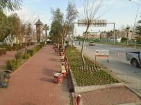 KONAKLı - Alanya Belediyesi Peyzaj Düzenlemelerine Devam Ediyor