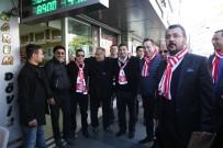 KAZIM ÖZALP - Antalyaspor'da Esnaf Ziyareti