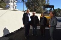 SICAK ASFALT - Asfalt Startı Manavgat'tan Verildi