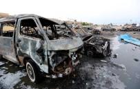BOMBALI SALDIRI - Bağdat'ta Bombalı Araç Saldırısında 52 Kişi Öldü