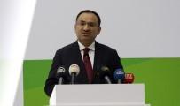 İNSAN HAKLARı - Bakan Bozdağ Açıklaması 'Cezaevlerinin Dış Güvenliği Jandarmada Kaldı'