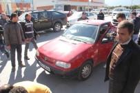 FEVZI UZUN - Bakan Bozdağ'ın Programını Takip Eden Foto Muhabiri Kaza Geçirdi