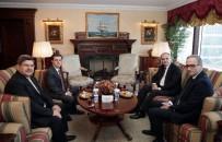 FARUK ÖZLÜ - Bakan Faruk Özlü İhlas Holding'i Ziyaret Etti
