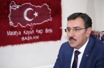 SELAHATTIN GÜRKAN - Bakan Tüfenkci, Tarım Platformu Üyeleri İle Bir Araya Geldi