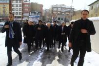 HAKKARİ VALİSİ - Bakan Yardımcısı Öztürk Hakkari'de