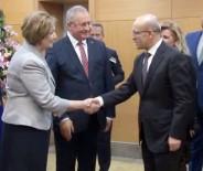 YALÇıN TOPÇU - Başbakan Yardımcısı Şimşek Kosova Bağımsızlık Günü'ne Katıldı