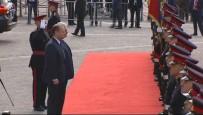 GENÇLİK VE SPOR BAKANI - Başbakan Yıldırım, Malta'da Resmi Törenle Karşılandı