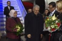 MALTA - Başbakan Yıldırım Malta'da