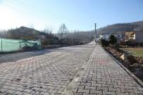 YENIKÖY - Başiskele Sokakları Parke İle Kaplanıyor