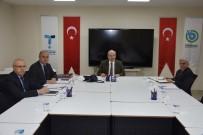 ŞAFAK BAŞA - Başkan Albayrak TESKİ Yönetim Kurulu Toplantısına Katıldı