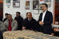 VATAN HAINI - Başkan Ataç, Mahalle Ziyaretlerinde