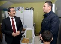 CUMALI ATILLA - Başkan Atilla'dan Dicle İlçesine Ziyaret