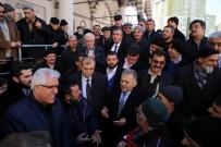 MEMDUH BÜYÜKKıLıÇ - Başkan Büyükkılıç Ve Ekibi Gesi Fatih Mahallesini Ziyaret Etti