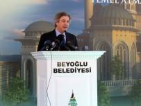 AHMET MISBAH DEMIRCAN - Başkan Demircan, Taksim'e Yapılacak Caminin İsmiyle İlgili Konuştu