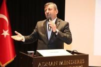 ADNAN MENDERES - Başkan Karabacak, Referandum Sürecini Gençlere Anlattı