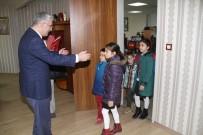KÖTÜLÜK - Başkan Vekili Özak, Düş Bahçesi Okul Yönetimi Ve Öğrencilerini Ağırladı
