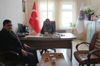 Başkan Yalçın'dan Yüksek Öğrenim Kredi Ve Yurtlar Kurumu Müdürü Leblebicioğlu'na Ziyaret
