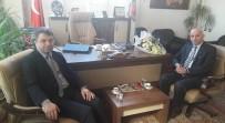 Başsavcı San'dan Oda Başkanlarına Veda Ziyareti