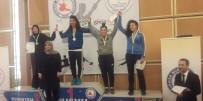 BİTLİS - BEÜ, Wushu Türkiye Şampiyonasında