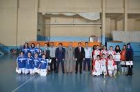GENÇ KIZLAR - Bilecik'te Okul Sporları Futbol Müsabakaları Sona Erdi