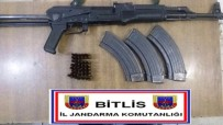 BİTLİS - Bitlis'te Kaleşnikof Piyade Tüfeği Ele Geçirildi