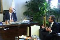 EDUARDO - Brezilya Büyükelçisinden İş Birliği Çağrısı
