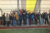 FUTBOL TURNUVASI - Burhaniye Şarköy Çeyrek Finalde