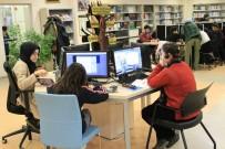 HASAN AKGÜN - Büyükçekmece Kutadgu Bilig Kütüphanesi Gençlerin Akınına Uğruyor