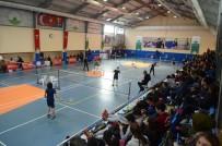 ALTUNTAŞ - Büyükler Badminton Türkiye Şampiyonası Başladı