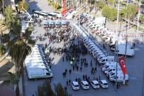 ARAÇ SAYISI - Büyükşehir Belediyesi, Araç Filosunu Büyütüyor