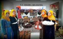 'Çemberimde Gül Oya'' Sergisi Gaziantep'te
