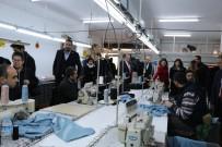 ADNAN KESKİN - CHP'li Vekiller Referandum İçin Sahaya İndi