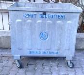 KÖRFEZ - Çöp Konteynerine Verilen Zarar Pes Dedirtti