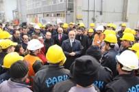 YALÇıN TOPÇU - Cumhurbaşkanı Başdanışmanı Topçu Esnaf Ve İşçileri Ziyaret Etti