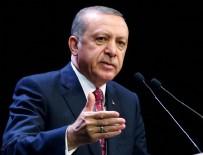 MÜSLÜMAN KARDEŞLER - Erdoğan El-Bab'tan sonraki hedefi açıkladı...