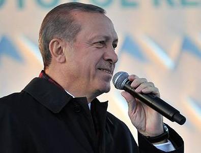 Cumhurbaşkanı Erdoğan toplu açılış töreninde konuştu