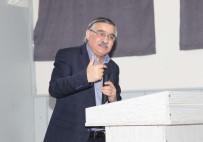 ÖĞRETMENLER - Eğitim Bir-Sen Genel Başkan Vekili Latif Selvi Açıklaması 'İstikrar İçin 'Evet''