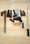 EDİRNE - Emniyet Müdürlüğü Binası Önünde Silahlı Kavgaya 8 Tutuklama