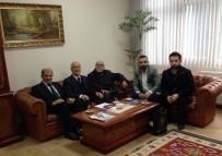 YURT DıŞı - Erbakan Vakfı'ndan İhlas Vakfı'na Ziyaret