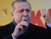 MÜSLÜMAN KARDEŞLER - Erdoğan: Trump'ın o sözleri talihsizlik