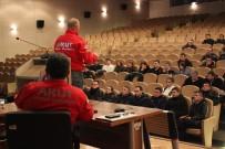ZABıTA - Eskişehir'de 'Suda Boğulma Olayları Ve Kıyıdan Kurtarma' Eğitimi